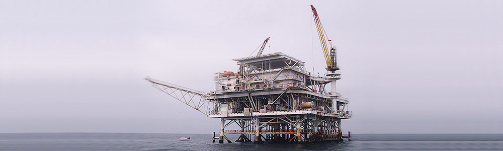 Offshore Oil Platform - Mechanical Engineering