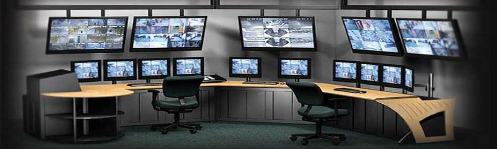 Security Projects - Control Rooms, Gates, Access, Cameras Engineering & Design